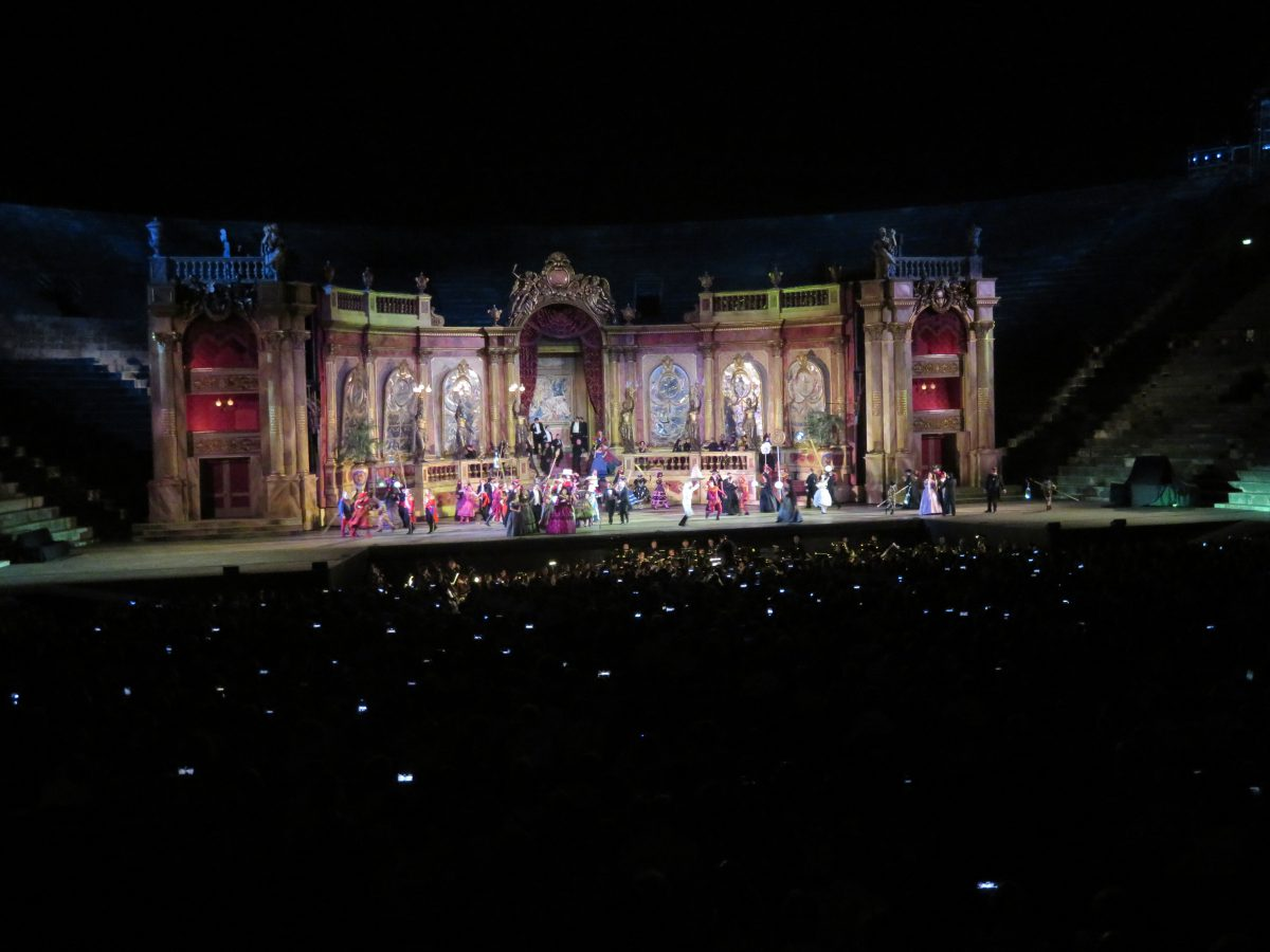 La Traviata In Verona